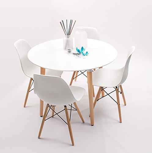 Mesas de cocina redondas - Dale un toque a tu hogar [diciembre 2018]